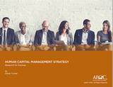 Human capital management strategy blueprint for success malvernweather Choice Image