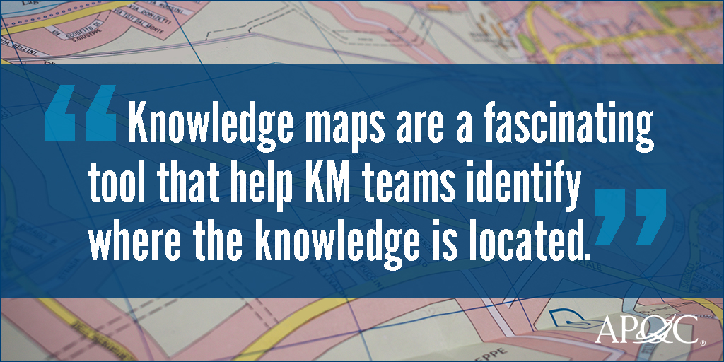 How KM Maps Will Help You Identify Organization Gaps | APQC Organization Of Maps on maps of classification, maps of development, maps of functions, maps of technology,