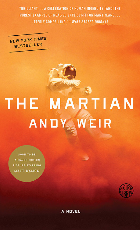 'The Martian' by Andy Weir