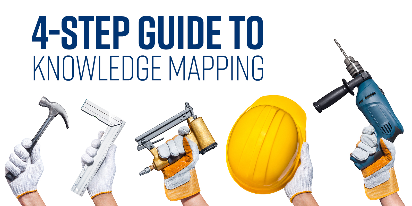 4 step guide to knowledge mapping