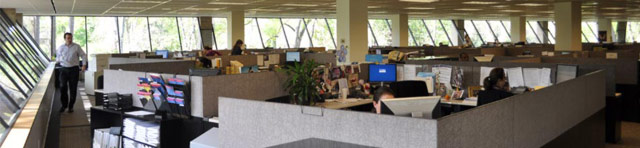 APQC office view in Houston at the