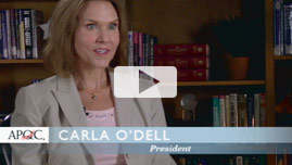Improving Business Performance - Dr. Carla O'Dell, President