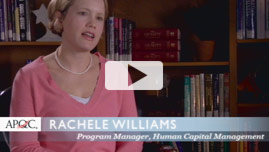 Rachele Williams, Senior program manager, Human Capital Management