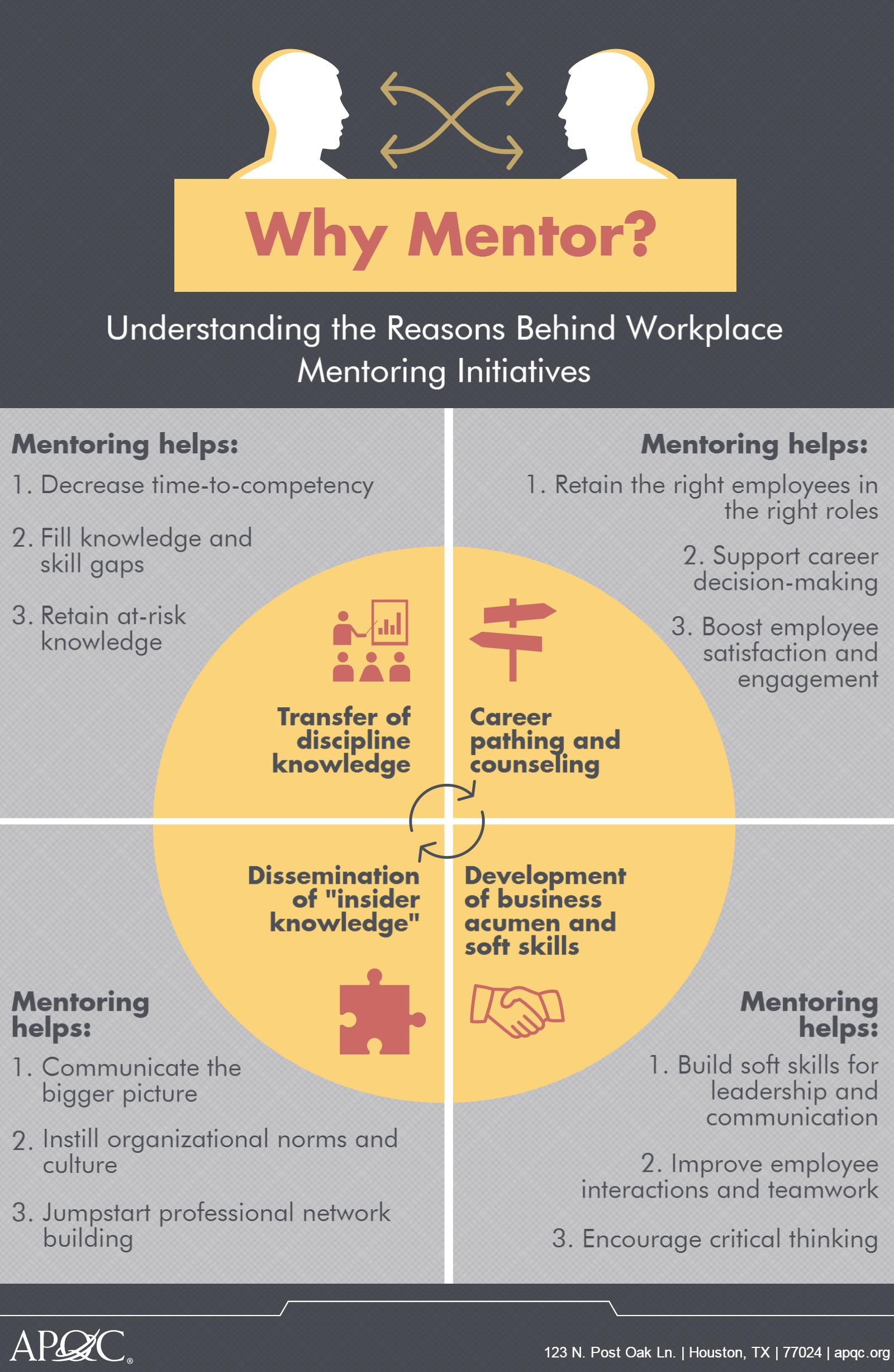 Workplace Mentoring Strategies and Learning Objectives
