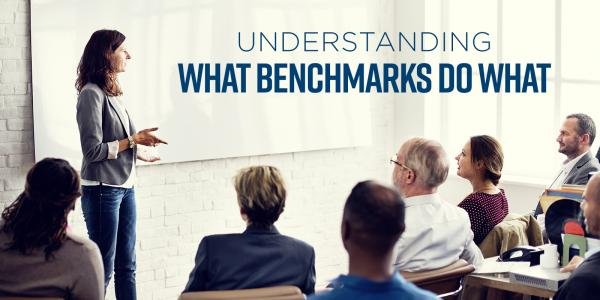 Understanding What Benchmarks Do What