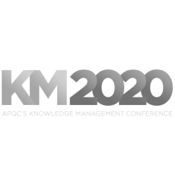 2020 Knowledge Management Conference | APQC