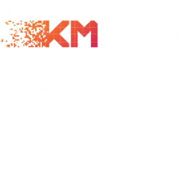 2020 Knowledge Management Conference Logo